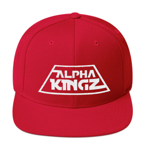 Official Alpha Kingz Snapback Hat