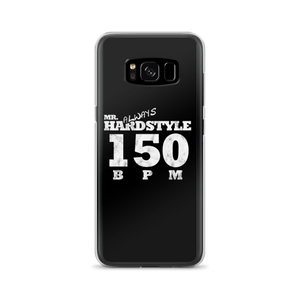 Mr. Always Hardstyle Samsung Case