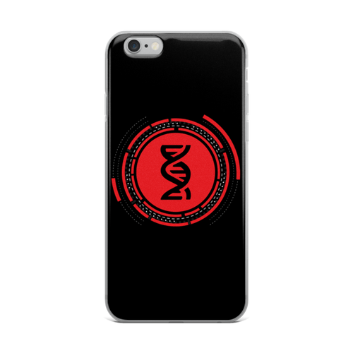 Hardstyle DNA iPhone Case