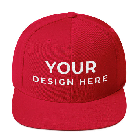 Design Your Own Snapback