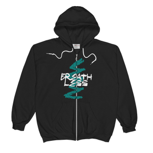Breathless Official Unisex Zip Hoodie