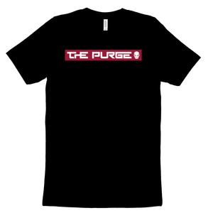 The Purge Red Black T-Shirt