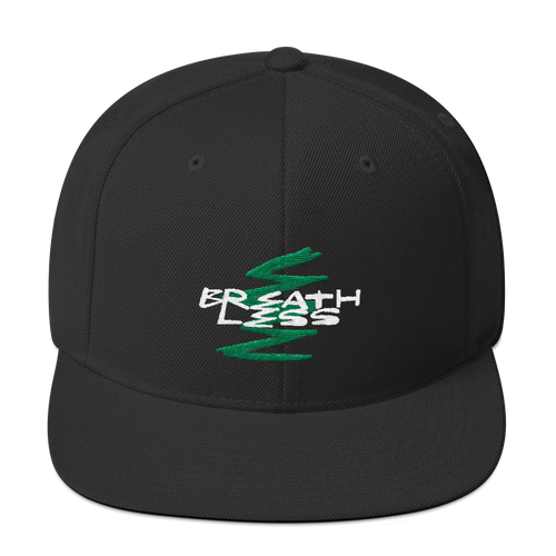 Breathless Official Snapback Hat