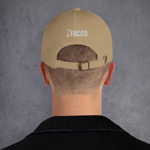 2Faced OMG Baseball Cap