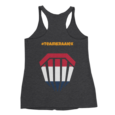 #TeamKraaiex Kingsday Cryex Women's Tanktop