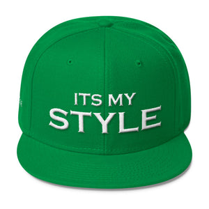 Its My Style Snapback