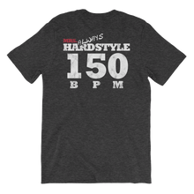 Mrs. Always Hardstyle T-Shirt (Back printed)