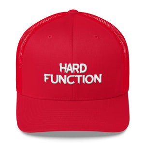 Hardfunction Trucker Cap