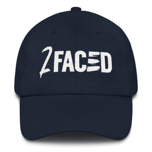 2Faced Dad hat