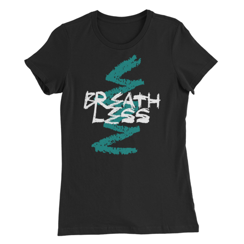 Breathless Official Women's Slim Fit T-Shirt
