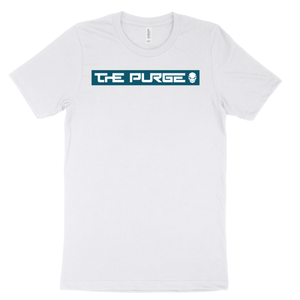 The Purge Blue White T-Shirt