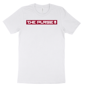 The Purge Red White T-Shirt