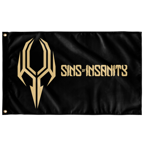 Sins Of Insanity Flag Version 2