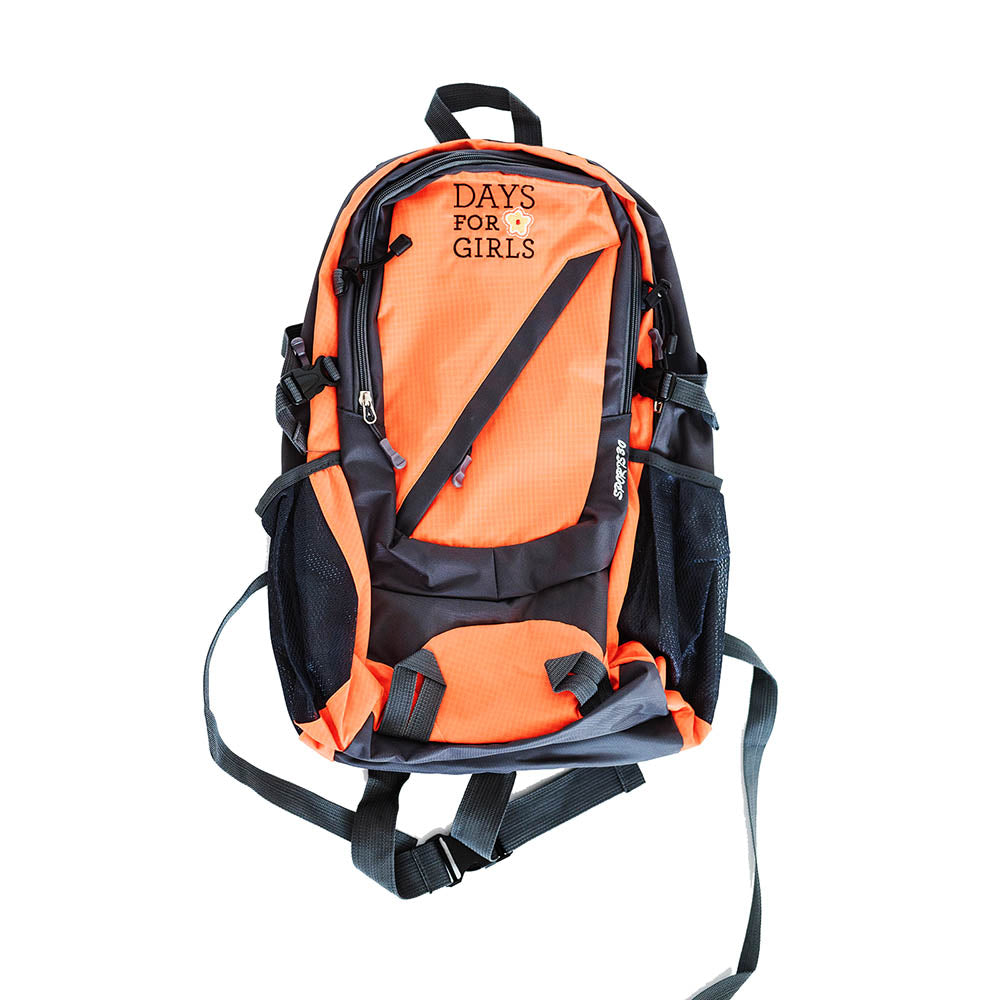 Backpack- DFG orange