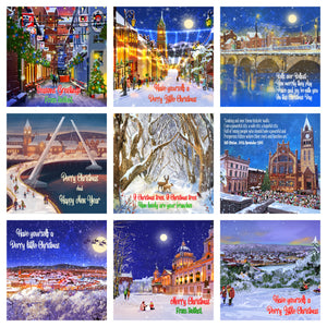 Christmas Card 4-Pack