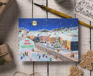 'Derry Christmas (War is Over)' Bogside Christmas Card