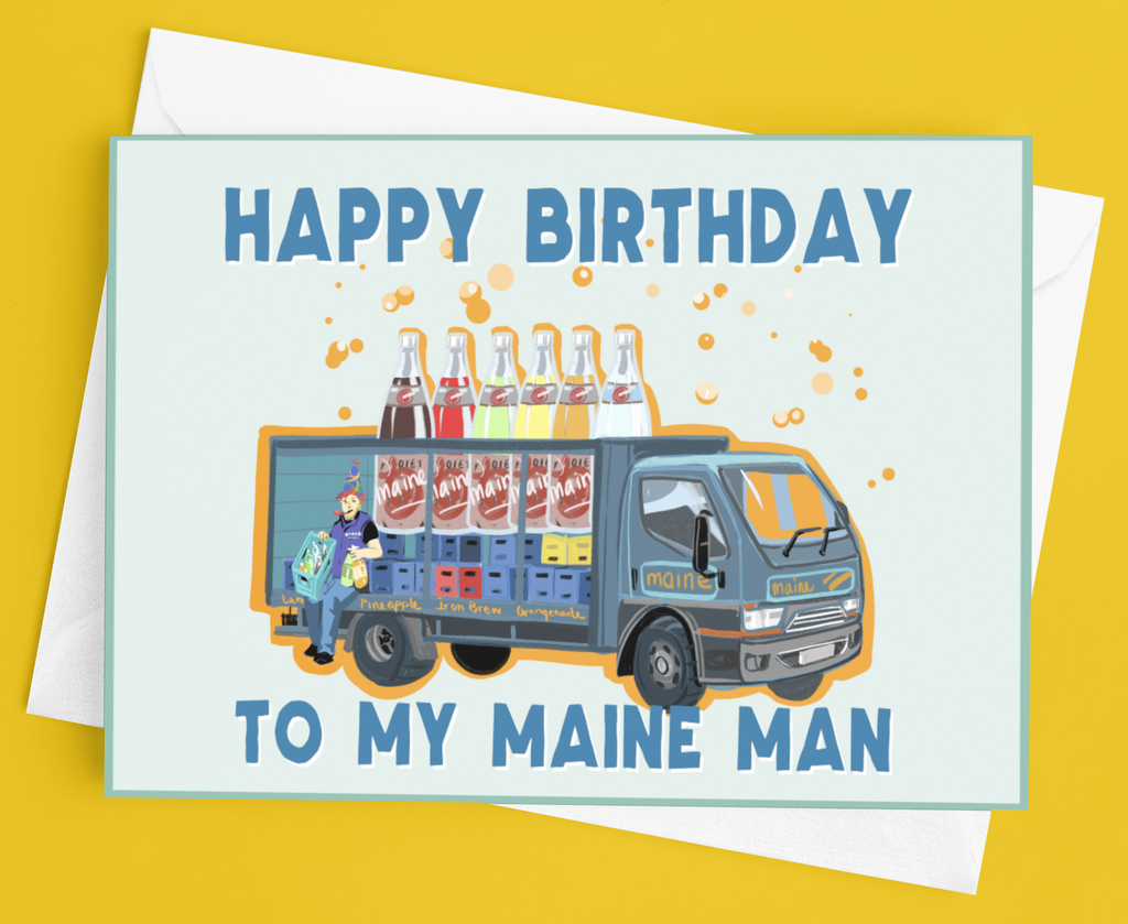 Happy Birthday to the Maine Man