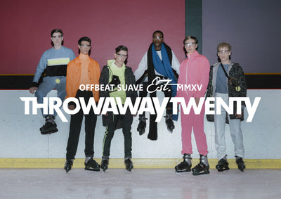 Throwaway Twenty: A beautiful and unapologetic coming of age story