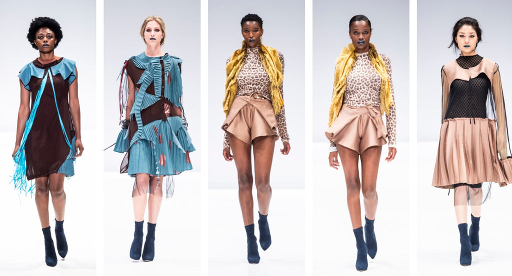 Celebrating Top Class Design Talent At Sa Fashion Week Platform23