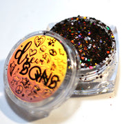DARK CHOCOLATE HOLOGRAPHIC GLITTER