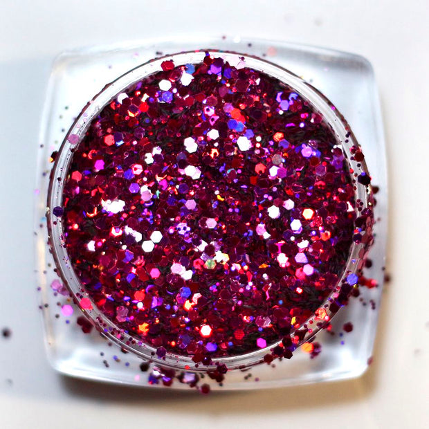 CHERRY BOMB HOLOGRAPHIC GLITTER