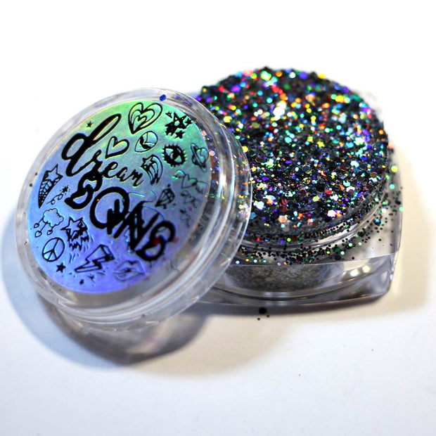 DARK GALAXY HOLOGRAPHIC GLITTER