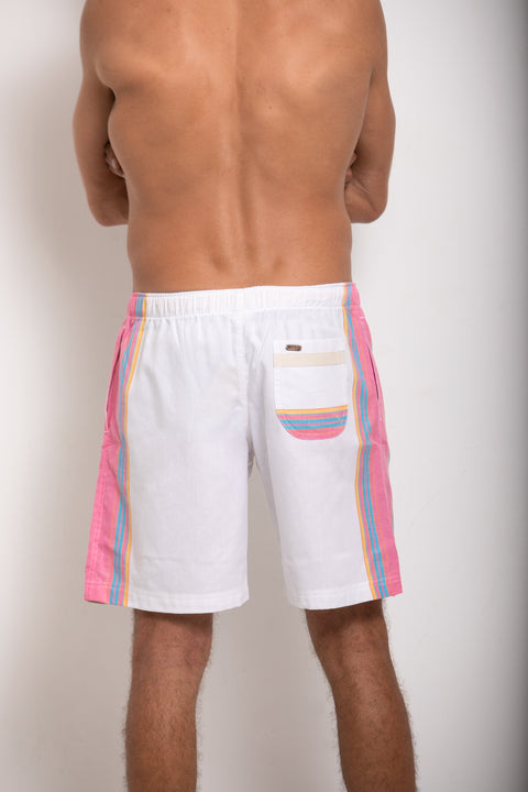Chief Shorts - Shell Pink