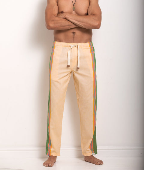 Trousers - Sandy Yellow