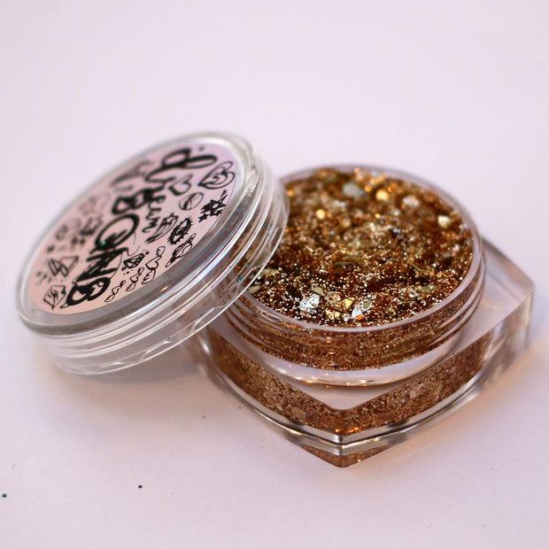CHAMPAGNE SHOWERS GLITTER PASTE