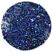 BLUE CRUSH HOLOGRAPHIC GLITTER
