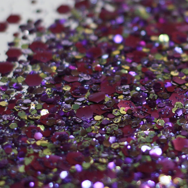 CHARMED BIODEGRADABLE GLITTER