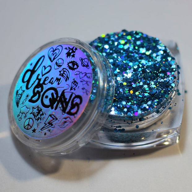 CRYSTAL LAKE HOLOGRAPHIC GLITTER