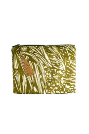 Aureum Jungle Gold Clutch