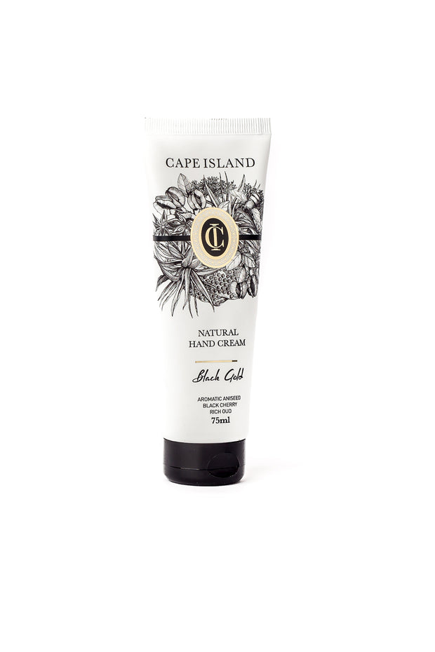 Black Gold Natural Hand Cream