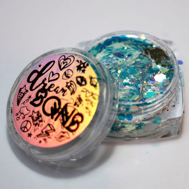 CLOUD NINE CHUNKY GLITTER
