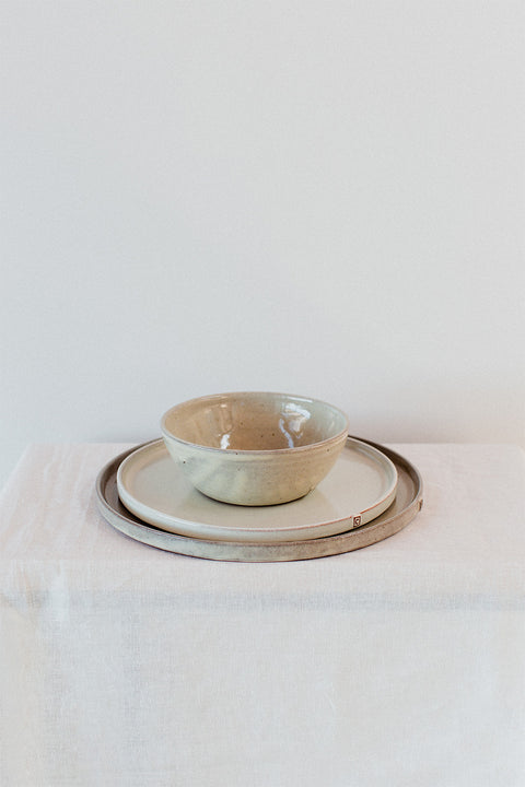 Curated Ceramic Eatware