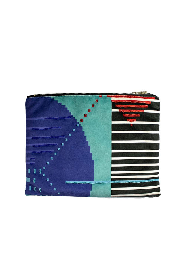 Faatimah Mohamed-Luke Geometric Clutch