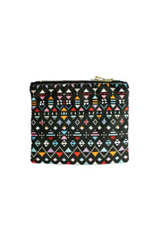 Faatimah Mohamed-Luke Ndebele Cosmetic Pouch