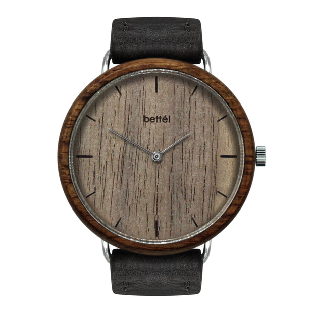 The Favourite Walnut - Black Strap