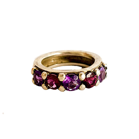 Goddess Gemstone Ring