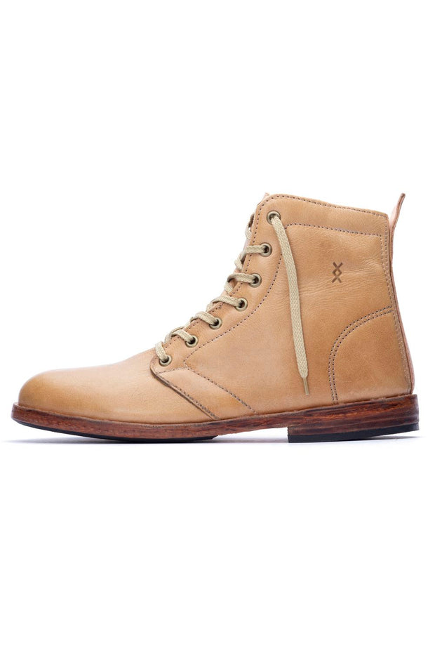 HAZELNUT HIGHTOP SHOES