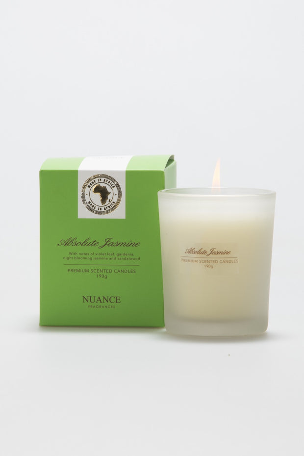 Absolute Jasmine Scented Candle