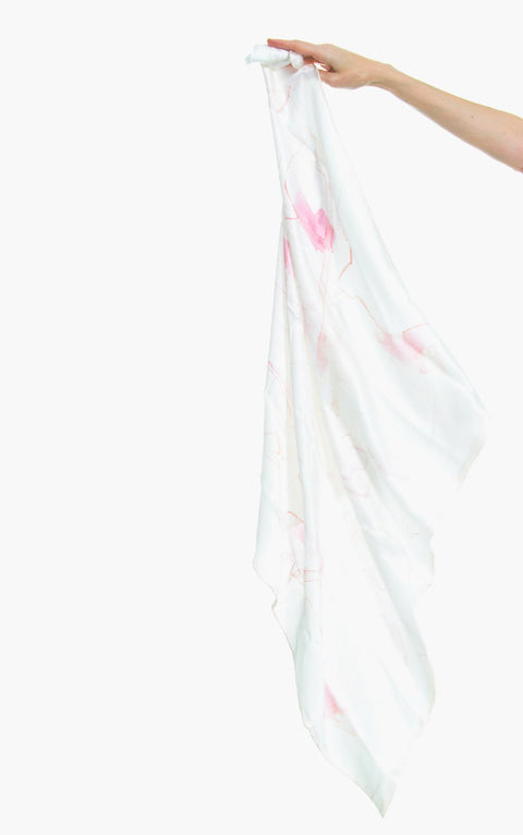 Liquid Love Silk Scarf