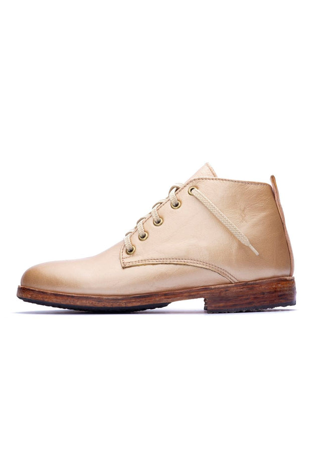 HAZELNUT MIDTOP SHOES