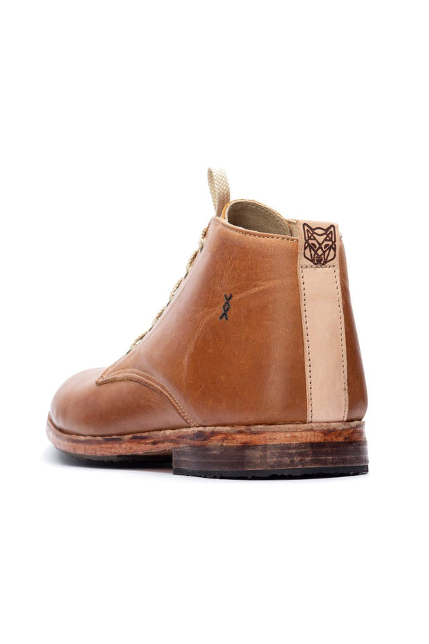 TOFFEE MIDTOP SHOES
