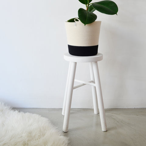 Black Block Collection - Planter