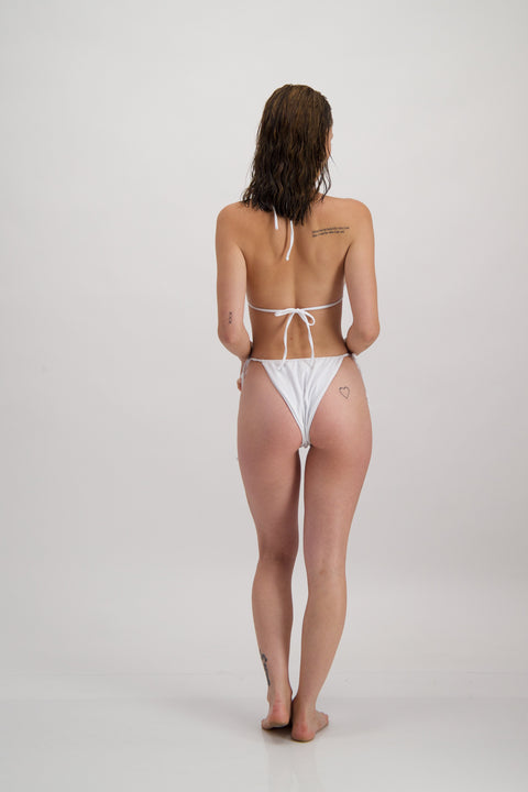 Jasmine bottom in Blanc