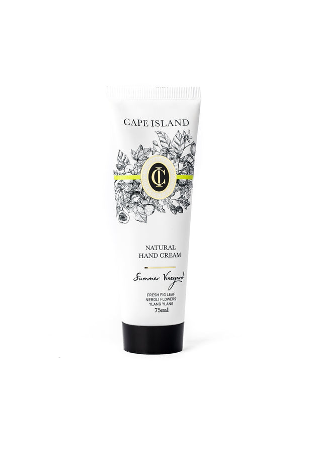 Summer Vineyard Natural Hand Cream