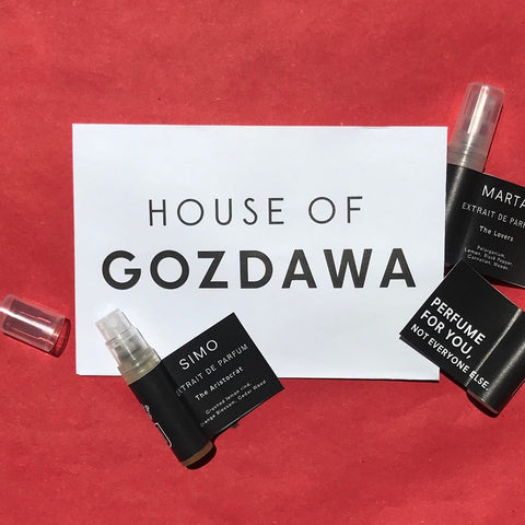 House of Gozdawa Sample Pack
