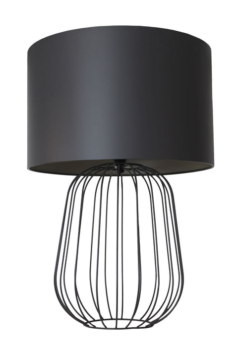 Konka Table Lamp - Grey